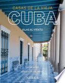 libro Casas De La Vieja Cuba