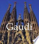 libro Gaudí
