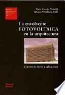 La Envolvente Fotovoltaica En La Arquitectura