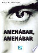 libro Amenábar, Amenábar