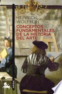 Conceptos Fundamentales De La Historia Del Arte
