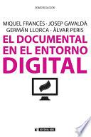 libro El Documental En El Entorno Digital