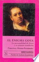 libro El Enigma Goya
