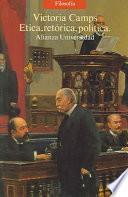 libro Etica, Retórica, Política