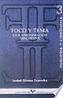 libro Foco Y Tema
