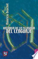 libro Historia De La Filosofía Del Lenguaje