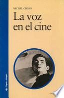 La Voz En El Cine