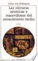 libro Las Cámaras Artísticas Y Maravillosas Del Renacimiento Tardío