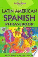 libro Latin American Spanish Phrasebook
