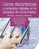 libro Libros Electrónicos Y Contenidos Digitales En La Sociedad Del Conocimiento