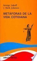 libro Metáforas De La Vida Cotidiana