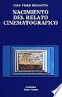 libro Nacimiento Del Relato Cinematográfico