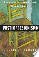 libro Postimpresionismo