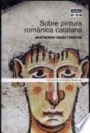 libro Sobre Pintura Romànica Catalana