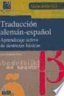 libro Traducción Alemán Español