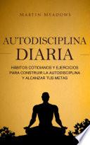 libro Autodisciplina Diaria