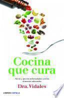libro Cocina Que Cura