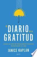 libro El Diario De La Gratitud