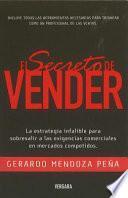libro El Secreto De Vender