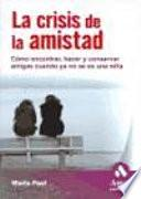 libro La Crisis De La Amistad