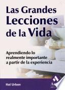 libro Las Grandes Lecciones De La Vida