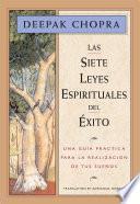 libro Las Siete Leyes Espirituales Del Éxito