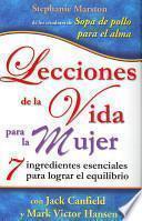 libro Lecciones De Vida Para La Mujer