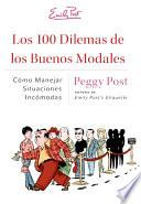 libro Los 100 Dilemas De Los Buenos Modales