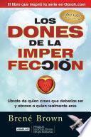 libro Los Dones De La Imperfección