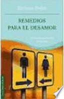 libro Remedios Para El Desamor