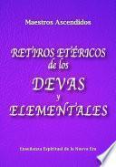 libro Retiros Etéricos De Los Devas Y Elementales
