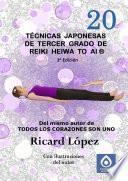 libro Técnicas Japonesas De Tercer Grado De Reiki Heiwa To Ai ®