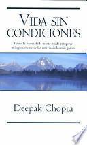 libro Vida Sin Condiciones
