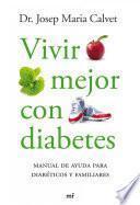 libro Vivir Mejor Con Diabetes