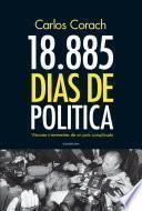 libro 18.885 Días De Política