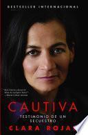 libro Cautiva (captive)