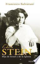 libro Edith Stein