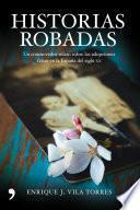 libro Historias Robadas