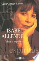 libro Isabel Allende