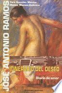 libro Jose Antonio Ramos, Itinerario Del Deseo