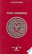 libro King Crimson