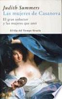 libro Las Mujeres De Casanova