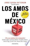 libro Los Amos De México. (edición Actualizada)