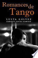 libro Romances De Tango