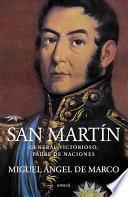 libro San Martín