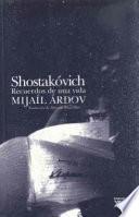 libro Shostakóvich