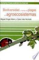 libro Biodiversidad Y Manejo De Plagas En Agroecosistemas
