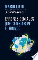 libro Errores Geniales Que Cambiaron El Mundo