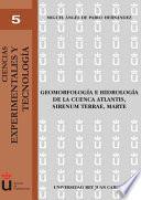Geomorfología E Hidrología De La Cuenca Atlantis, Sirenum Terrae, Marte