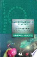 libro Las Ciencias Exactas En México